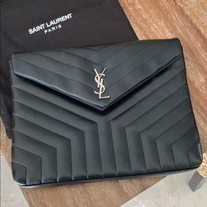 Saint Laurent clutch